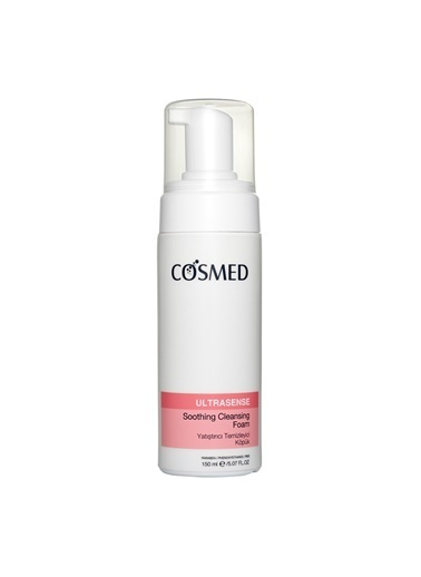 Cosmed COSMED Ultrasense Soothing Cleansing Foam 150 ml Renksiz